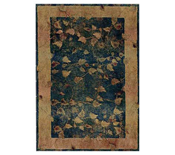 "Sphinx Fall Border 7'10"" x 11' Rug by OrientalWeavers - H139053"