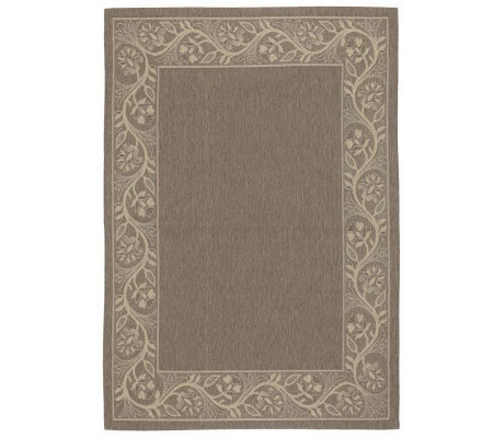 "Couristan ""Five Seasons"" Tuscana 4'11"" x 7'6"" Rug"