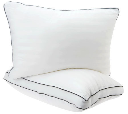 HoMedics Breathemesh Set of 2 Firm or Extra Firm S/Q Pillows