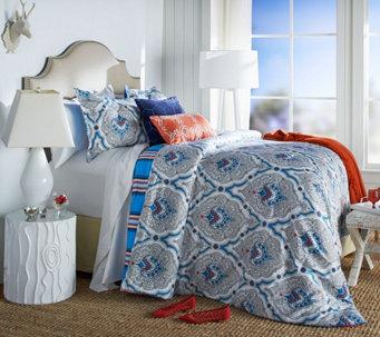 Scott Living Treasures Or Biolan 5 Piece Twin Comforter Set   H208653