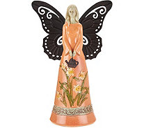 "14"" Angel with Metal Accents - H210853"