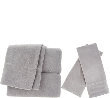 Malden Mills Polarfleece TW Sheet Set w/ Extra Shimmer Hem Cases