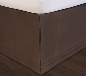 Veratex Hike-Up-Your-Skirt Easy-On Adustable King Bedskirt - H287353
