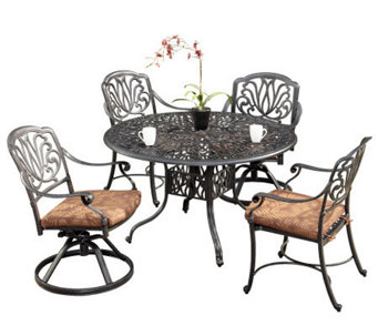 Home Styles Floral Blossom 5-Piece Dining Set - H367853