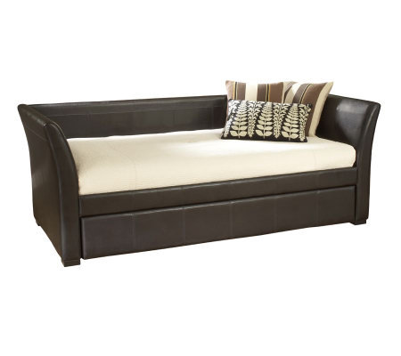 Hillsdale Furniture Malibu Daybed with SupportDeck& Trundle