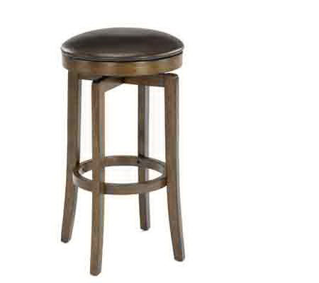 Hillsdale Furniture Brendan Backless Bar Stool