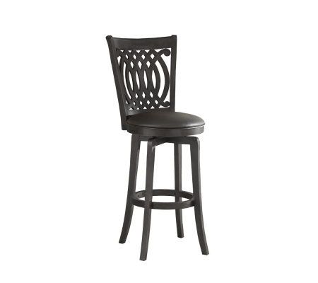 Hillsdale Furniture Van Draus Swivel Bar Stool