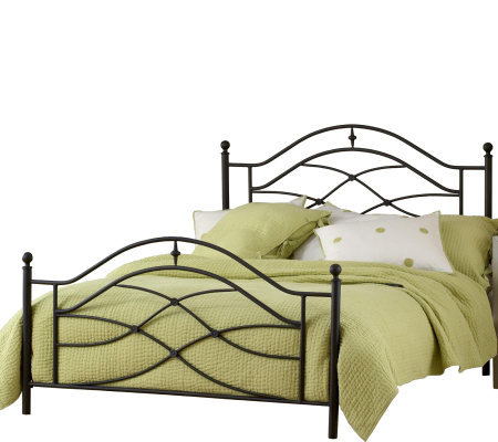 Hillsdale Furniture Cole Bed w/ Rails - King