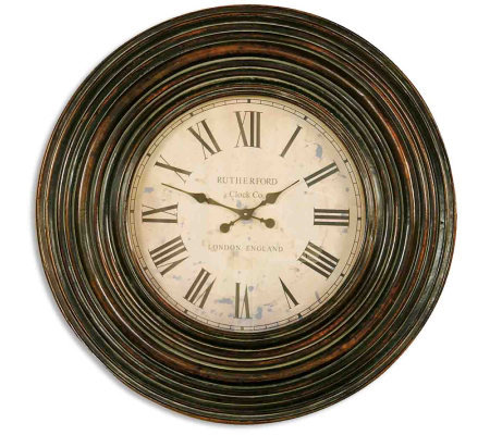 Trudy Clock by Uttermost