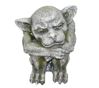 Design Toscano Ashes the Gothic Gargoyle Statue - H286254