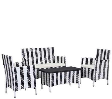 Figueroa 4-Piece Outdoor Set