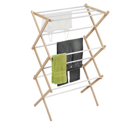 Honey-Can-Do Wood Drying Rack