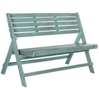 Safavieh Luca Folding Bench   H367454