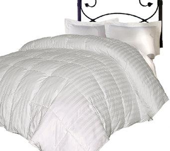 blue ridge 350tc cotton down alternative fl qncomforter h283757 - Down Comforters
