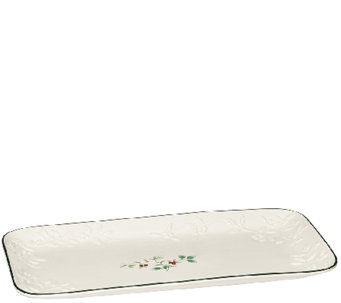 Pfaltzgraff Winterberry Rectangular Platter - H287155