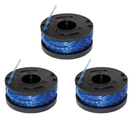 Sun Joe 3-Pack Replacement Trimmer Line Spools for TRJ600C