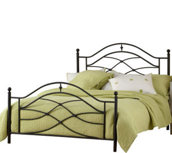 Hillsdale Furniture Cole Bed w/ Rails - Queen - H185056