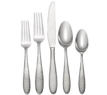 Oneida Reyna 18/0 Stainless Steel 45-Piece Set - H281356