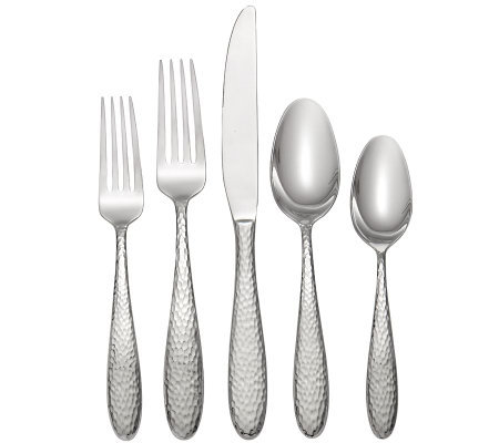 Oneida Reyna 18/0 Stainless Steel 45-Piece Set