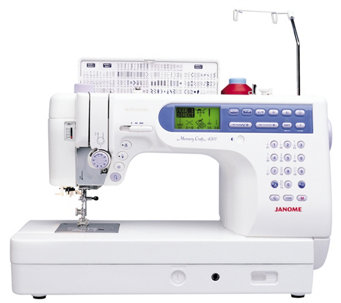 Janome Memory Craft 6500P Sewing Machine - H289556