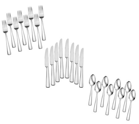 Oneida Chef's Table 24-Piece Dining Flatware Set
