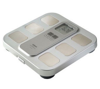 Omron Healthcare Body Fat Monitor and Scale - H349956