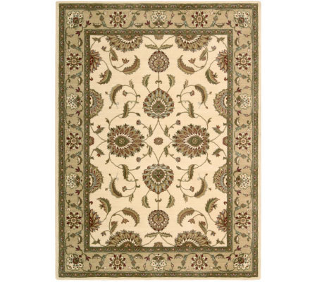 "Nourison Atlas 2' x 5'9"" Persian Machine-Made Rug"