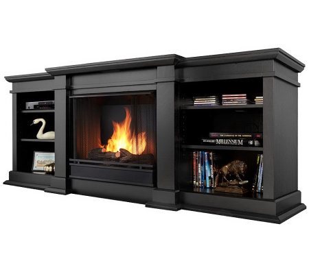 Real Flame Fresno Gel Fuel Fireplace