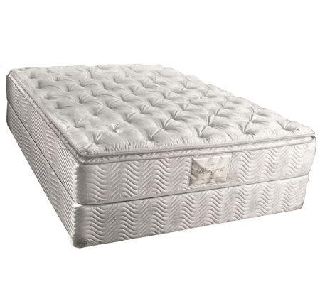 Simmons Beautyrest Marquee Queen Pillowtop Mattress Set