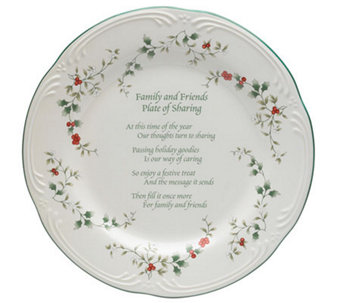 Pfaltzgraff Winterberry Family & Friends Plateof Sharing - H184457