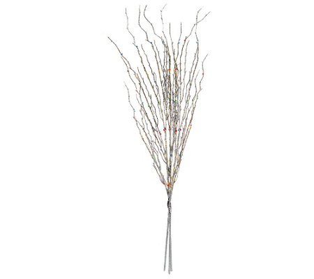 "Bethlehem Lights Battery Op. 36"" Glitter Sprigs"