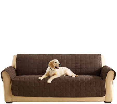 Sure Fit Furniture Cover Sofa with Memory Foam Seat