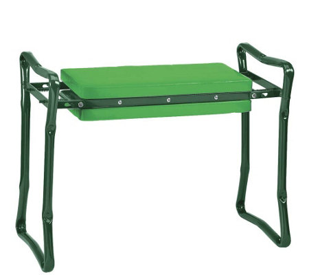 Plow & Hearth Large Garden Kneeler/Seat