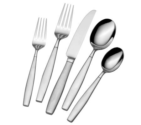 Towle Living Gia 18/0 Stainless Steel 42 pc Service for 8