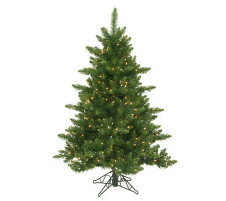 4-1/2' Camdon Fir Tree by Vickerman