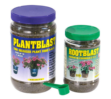 Plantblast and Rootblast Combo Kit