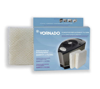 Vornado Evaporative Humidifier Replacement Filter - 2 Wicks - H173258