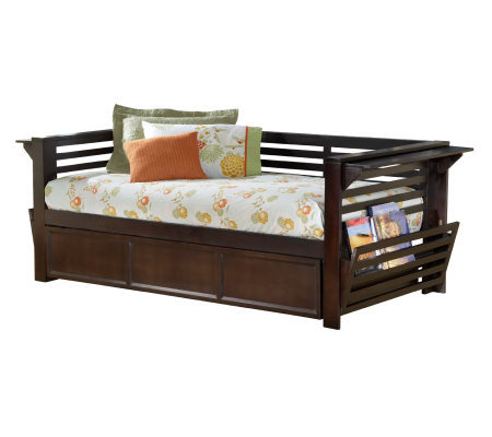 Hillsdale Furniture Miko Daybed with Support Deck &Trundle