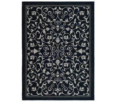"Safavieh Courtyard Heirloom Gate 7'10"" x 11' Rug"