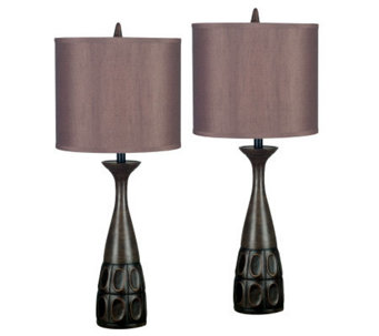 Kenroy Home Jules 2-Pack Table Lamps - H181558