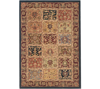 Royal Palace Special Edition 5 X7 Tabriz Panel Wool Rug H213258