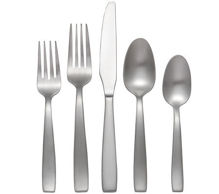 Oneida Everdine 18/0 Stainless Steel 45-Piece Set