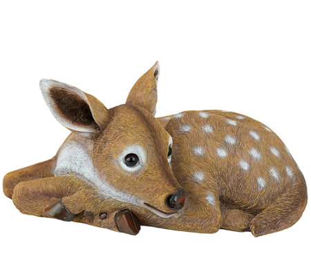 Design Toscano Hershel the Forest Fawn Statue