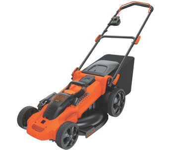 "Black & Decker 40V MAX 20"" Lithium Mower - H290658"