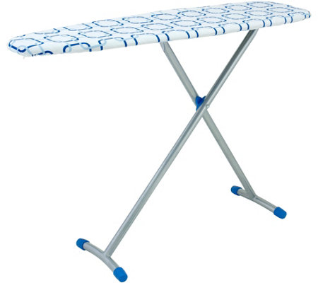 Household Essentials Euro Arch T-Leg Ironing Board