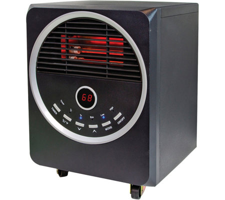 Comfort Zone Quartz Infrared Heater