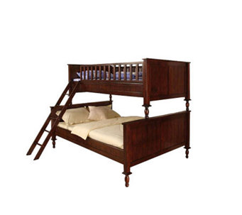 Radcliff II Twin/Full Wooden Bunk Bed - H365158
