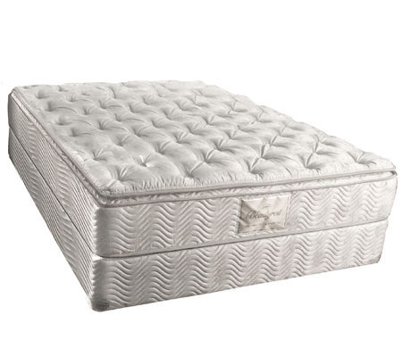 Simmons Beautyrest Marquee King Pillowtop Mattress Set