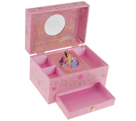 Disney Princess Musical Jewelry Box