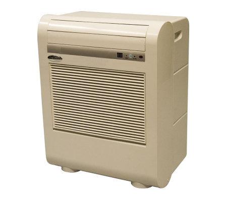 Amana Ap077r Portable Air Conditioner Qvc Com